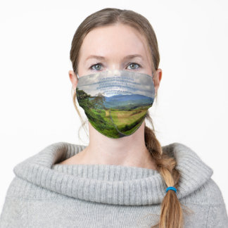 2 Chronicles 7:14 Adult Cloth Face Mask