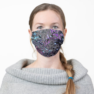 80's Disaster Adult Cloth Face Mask