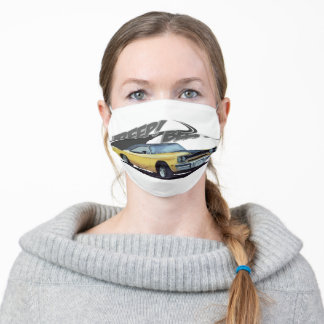 A Quick Road Runner Cloth Face Mask