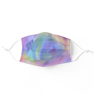 A Rainbow of Colors Adult Cloth Face Mask