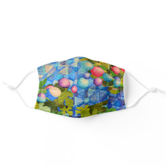 Abstract Quilt Adult Cloth Face Mask
