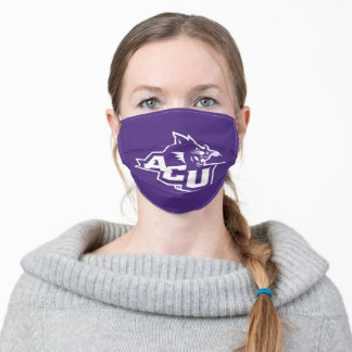 ACU Primary Logo Adult Cloth Face Mask