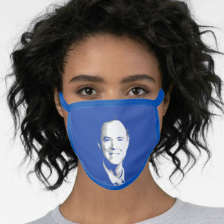 ADAM SCHIFF FACE MASK