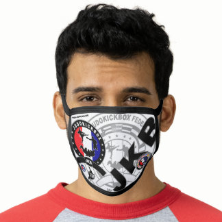 All-Over Print Face Mask