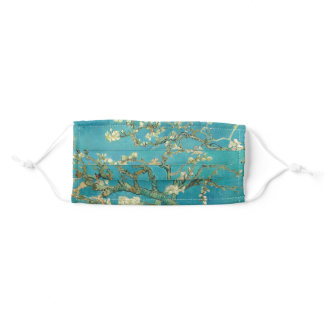 Almond Blossom, 1890 by Vincent van Gogh Adult Cloth Face Mask