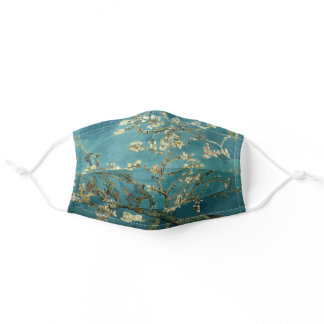 Almond Blossom Adult Cloth Face Mask
