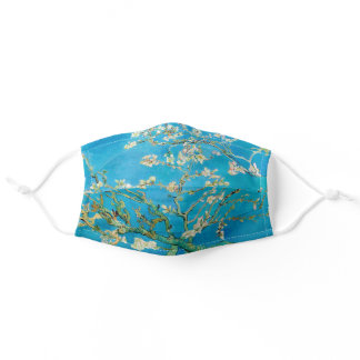 Almond Blossom, Vincent van Gogh Adult Cloth Face Mask