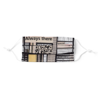 Always there special city adult cloth face mask