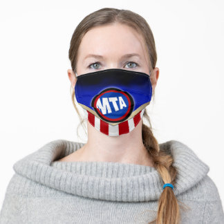 American MTA Hero Adult Cloth Face Mask