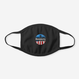 Amy Kennedy For Congress  Campaign Election Black Cotton Face Mask