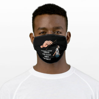 Anti Face Mask Puppet