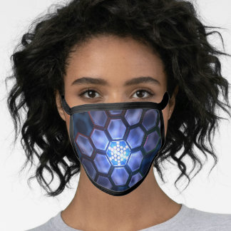 Archive #1 face mask