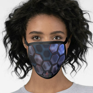 Archive #2 face mask