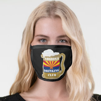 ARIZONA DRINKING CLUB FACE MASK