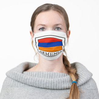 Armenia Adult Cloth Face Mask