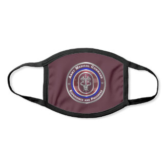 Army Veteran Medical Corps Face Mask