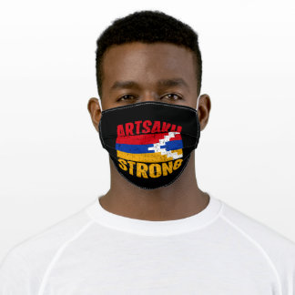 Artsakh Strong Adult Cloth Face Mask