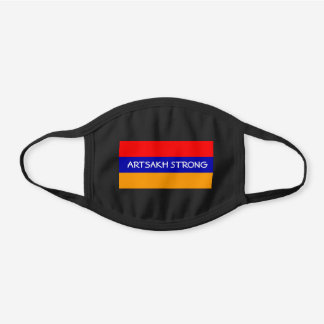 Artsakh Strong Cotton Face Mask