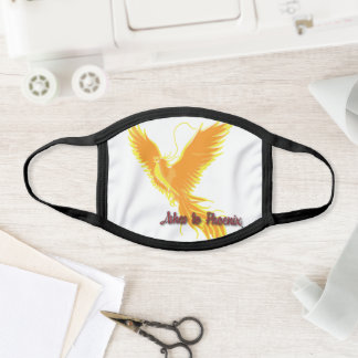 Ashes to phoenix face mask
