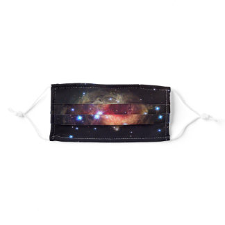 Astronomy Nebula Adult Cloth Face Mask