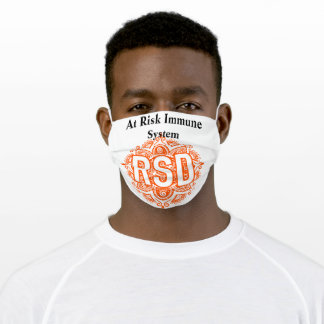 At Risk Immune System RSD Mandala mask