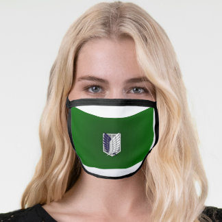 Attack On Titan Wings of Freedom Mask
