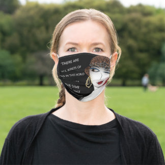 AUGUSTIN DESIGN - THERE ARE ALL KINDS OF LOVE ADULT CLOTH FACE MASK