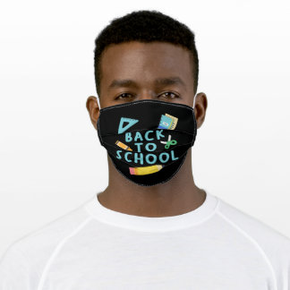 Back to School Homeschooling Homeschool Adult Cloth Face Mask