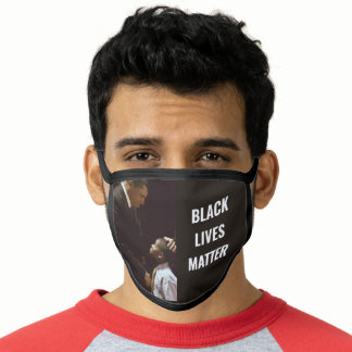 BARACK OBAMA 44 BLACK LIVES MATTER  face mask