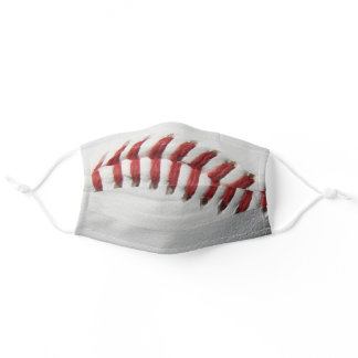 Baseball Artwork Adult Cloth Face Mask