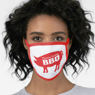 BBQ Face Mask