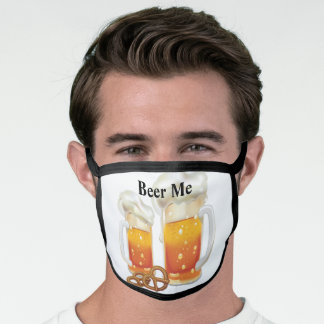 Beer Me! Face Mask