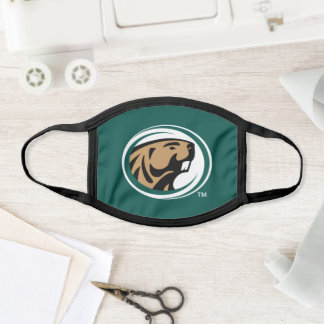 Bemidji BSU Beaver Mark Face Mask