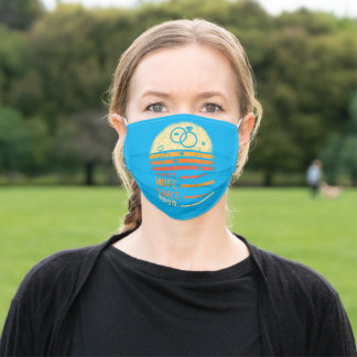 Best wife since 1999 retro vintage mother's day adult cloth face mask