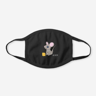 Big Cheese Mouse Face Mask