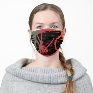 Biking Cycle Adult Cloth Face Mask