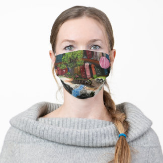 Book Experience Adult Cloth Face Mask