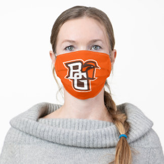 Bowling Green State Logo Adult Cloth Face Mask