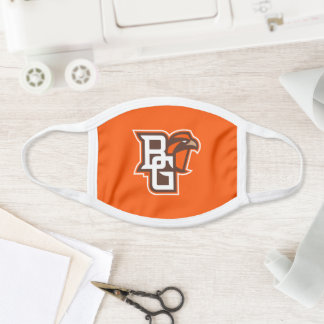 Bowling Green State Logo Face Mask