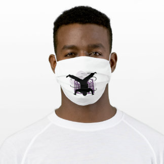 Breakcancer Gift Adult Cloth Face Mask