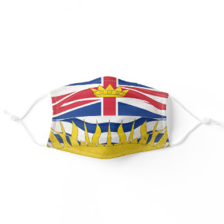 British Columbia Adult Cloth Face Mask