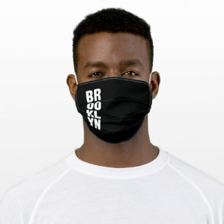 Brooklyn Adult Cloth Face Mask