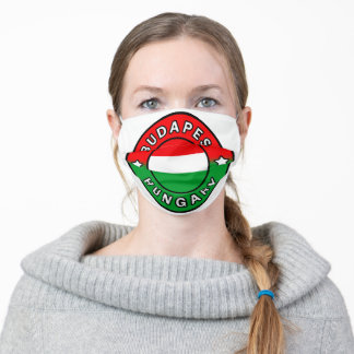 Budapest Hungary Adult Cloth Face Mask