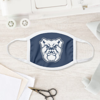 Butler University Bulldog Logo Face Mask