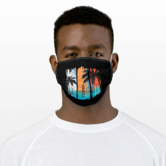 California Waiting For You Adult Cloth Face Mask