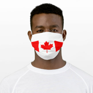 CANADA ADULT CLOTH FACE MASK