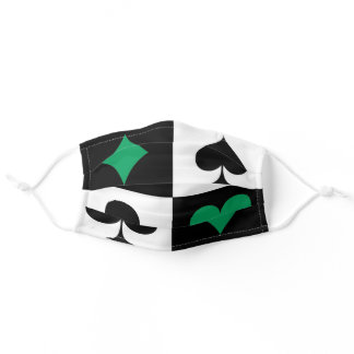 Card Game Cloth Face Mask