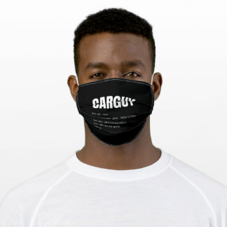 Carguy Adult Cloth Face Mask