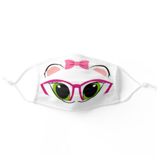 Cat Adult Cloth Face Mask