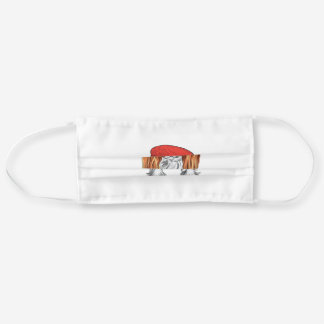 Cavalier King Hatted Cloth Face Mask